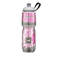 Polar Sport Water Bottle - 700ml Insulated - Island Blossom