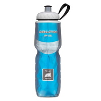 Polar Sport Water Bottle - 700ml Insulated - Blue