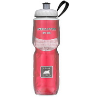 Polar Sport Water Bottle - 700ml Insulated - Red