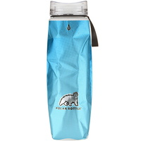 Polar Sport Water Bottle - Polar Ergo 650ml - Insulated - Halftone Blue