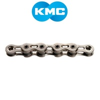 "KMC BMX Chain - K1SLW - 1/2"" x 1/8"" - Single Speed - 112L - Silver"