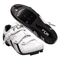FLR Pro Road F-15-III Cycling Shoe - White - Various Sizes