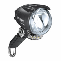 Busch & Muller Front Bike Light - Dynamo IQ Cyo Senso Plus T - 80 Lux