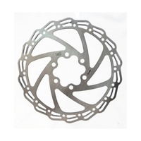 BPW Bike/Cycling Disc Rotor - Wave Design Without Bolts - 140mm