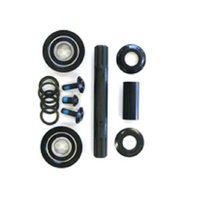 Defiant - American BMX Bottom Bracket Set 19mm Spindle. Includes 10 Parts.