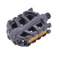 "VP Components Bike/Cycling Pedals - 9/16"" PP Smaller Platform for 12-16"" Bikes"