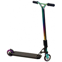 BPW - Park Scooter - 34.9mm 4130 CrMo Bars - Alloy Wheels - Metal Heat
