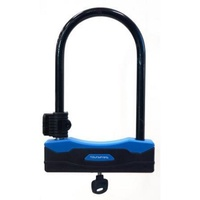 Tourseries Heavy Duty Compact Key U Lock - 166 x 245mm