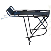 Tour Series - Bike/Cycling Alloy Pannier Rack - For 700c Non Disc