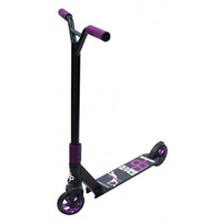 Bulletproof - SMX Park Scooter - Team Issue - Stunt - Alloy - Black/Ano Purple