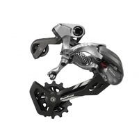 Sunrace Bike/Cycling Derailleur - Direct Mount - Rear 10-12 Speed - Black