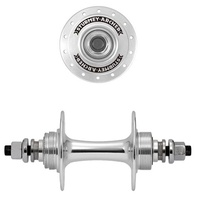 Sturmey Archer - Bike/Cycling Rear Track Hub - Double Sided - 36H - Silver