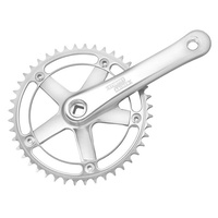 Sturmey Archer - Bike/Cycling Chainwheel Set - Single Speed - 44T - 170mm