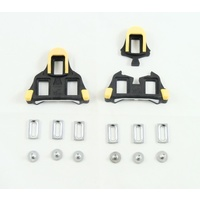 VP Components ARC - SL SPD Split Cleat Set - Yellow Floating Cleats New in Retail Pack