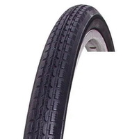 "Vee Rubber Bike Tyre - Kids Bike Tyre - 14"" x 1 38"" - Black"