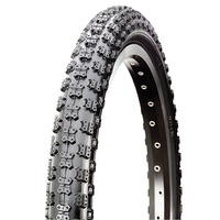 "BMX Tyre Comp 3 Type - 18 x 1.75"" - Black"