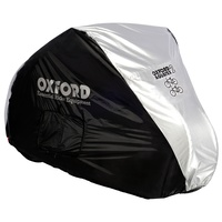Oxford Aquatex Outdoor Double Bike Cover - Two (2) Bike Bicycle Cover