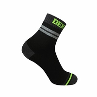 DexShell Bike/Cycling Socks - Waterproof Pro-Visibility - Hi-Vis - Various Sizes