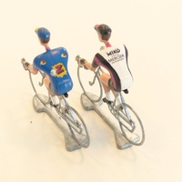 Flandriens© Original Hand Painted Models - Z & Mico Jerseys