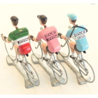 Flandriens© Original Hand Painted Models - Coppi In 3 Types