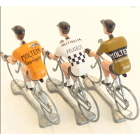 Flandriens© Original Hand Painted Models - Merckx II In 3 Types