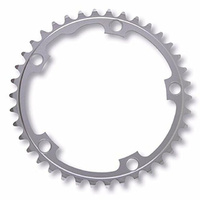 BPW Bike/Cycling Chainring - ROAD 'Stronglight' 38T - 5083 Silver - 110mm
