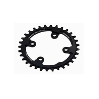 BPS Bike/Cycling Chainring - MTB 'Stronglight' 38T - Sram XX1 - 11 Speed - Black