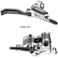 TRP - GSpec Quadium - Bike/Cycling Brakes - Ceramic/Steel - Front