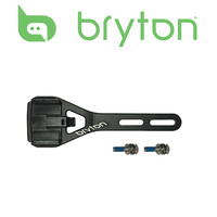 Bryton Bike/Cycling Mount - Aero Race Mount - CNC - Black