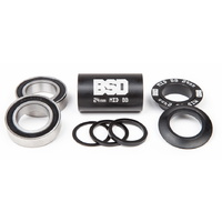 BSD BMX BB Set - Substance Mid 24/41mm - Black