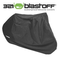 Blastoff Waterproof Bike Cover - Bicycle Cover - Bike Storage