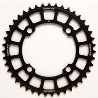 BOX Cosine Chain Ring 38T - Black Bike Chainring