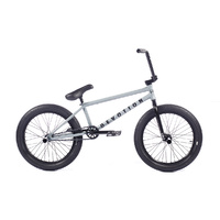 "Cult BMX Bike - 2021 Devotion 20"" - 21.0TT - Flat Grey"