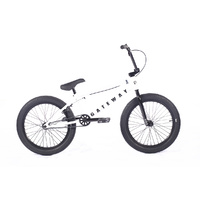 "Cult BMX Bike - 2021 Gateway 20"" - 20.5TT - Flat White"