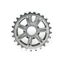 Cult Dak V2 Dakota Roche 25T BMX Sprocket - Raw