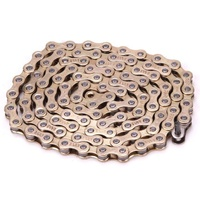 Cult 410 BMX Chain - Cult Brand Bike Chain - Gold