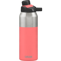 Camelbak Chute Mag Stainless Steel Vacuum Insulated 1L Coral Water Bottle