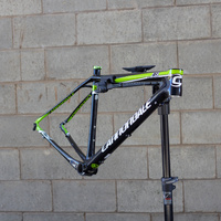 Cannondale F-Si Carbon 29er 2015 - Large FRAME ONLY - Jet Black