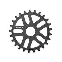 Cinema BMX Sprocket - Rewind - Nathan Williams - 7075 T6 - Bronze - Various Size