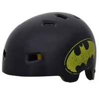 Batman Bike / Skate / Scooter Helmet - Kids Size 50-54cm - Azur T35