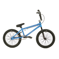 "Colony BMX Bike - Horizon 18"" Micro Freestyle - 17.9""TT - Dark Blue / Polished"