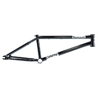 "Colony Monash BMX Frame 21"" - Gloss Black"