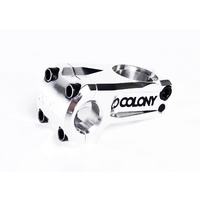 Colony BMX Official Stem Front Load 52mm - Polished Bike Stem