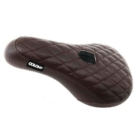 Colony Shred Pivotal BMX Seat - Brown Nathan Sykes Signature Seat