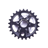 Colony BMX Sprocket - 'Blaster Sprocket' - 25T - Black