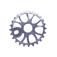 Colony BMX Sprocket - NEW 'Endeavour' - 25T - Rainbow