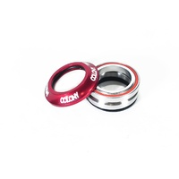 Colony BMX 1 1/8 Headset - Red Bike Head Set