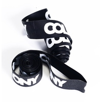 Colony BMX Rim Tape/Strips - Clone Rim Strips - Sold In Pairs - Black