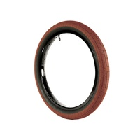Colony Grip Lock BMX Tyre 20 x 2.2 Brown with Black Wall Bike Tire 110PSI