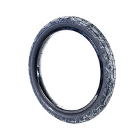 Colony Grip Lock BMX Tyre 20 x 2.35 Grey Storm with Black Wall Bike Tire 110PSI